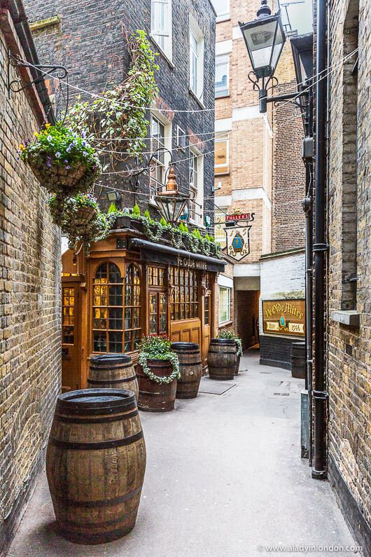 Pubs in Central London – The Best Pubs to Visit in the City