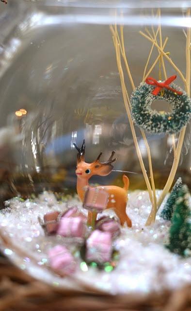 15 best christmas terrarium images on pinterest christmas decor christmas ideas and christmas - Miniature terrarium decorations ...