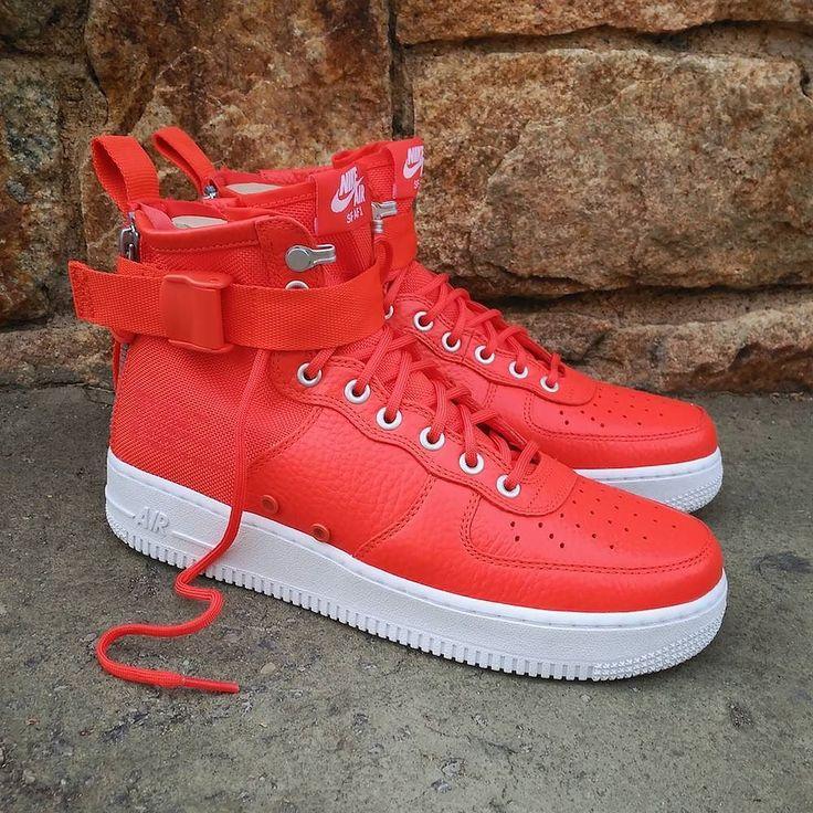 Nike SF-AF1 Mid Team Orange  Size Man - Precio: 14990 (Spain Envíos Gratis a Partir de 99) http://ift.tt/1iZuQ2v  #loversneakers#sneakerheads#sneakers#kicks#zapatillas#kicksonfire#kickstagram#sneakerfreaker#nicekicks#thesneakersbox #snkrfrkr#sneakercollector#shoeporn#igsneskercommunity#sneakernews#solecollector#wdywt#womft#sneakeraddict#kotd#smyfh#hypebeast#nikeair #airforce #Nikeairforce