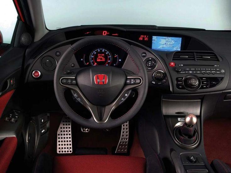 2018 Honda Civic Type R Interior Pictures