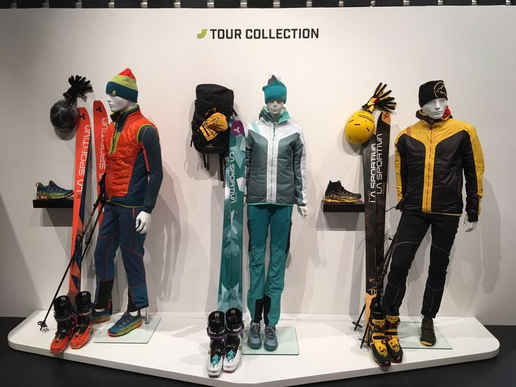 Skimountaineering is discovering new paths and going off the beaten track: La Sportiva interprets all this in the new Tour Collection. Now at ISPO 2017.
