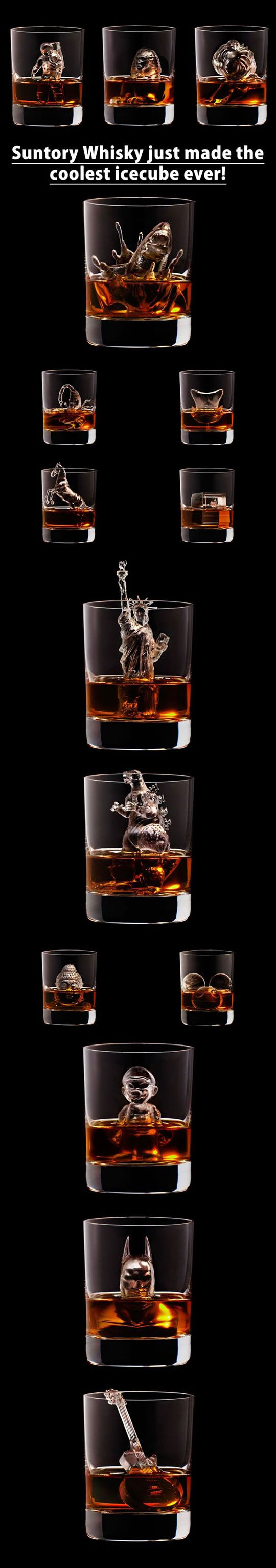 The Coolest Ice Cube Ever