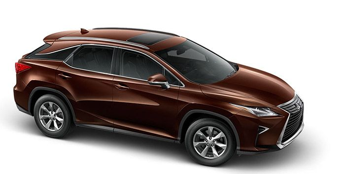 2017 Lexus RX 350 new redesign and price. It can have 2 differing kinds of…