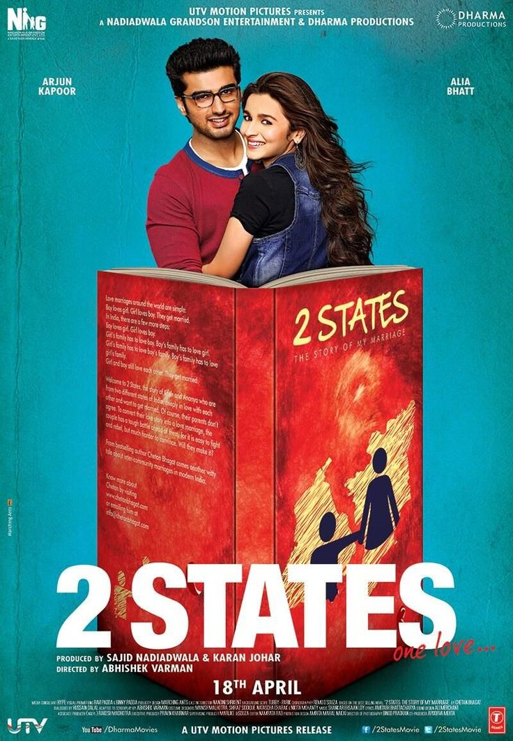 2014 - When Krish Malhotra and Ananya Swaminathan meet during graduate school, they form an instant bond that soon turns to love, and they plan to wed. But a wide cultural divide between their disapproving families threatens to separate the young couple.