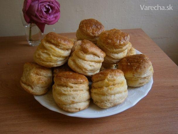 Úžasné oškvarkové pagáčiky (fotorecept) - Recept