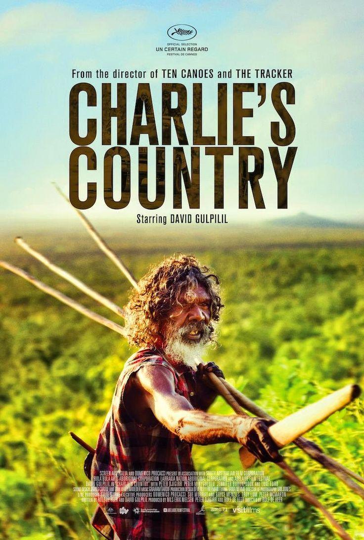 Film remarquable : Charlie's Country sur les enjeux des Aborigènes en Australie.
