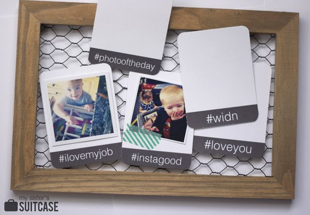 My Sister's Suitcase: #Hashtag Instagram Printables {for Project Life}