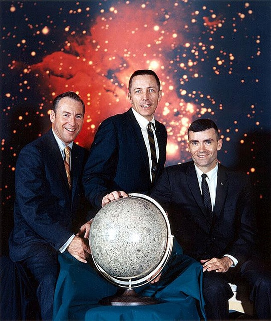The Crew of Apollo 13