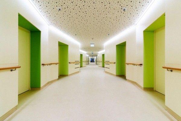 Nursing home design - http://dressingmynest.com/nursing-home-design/