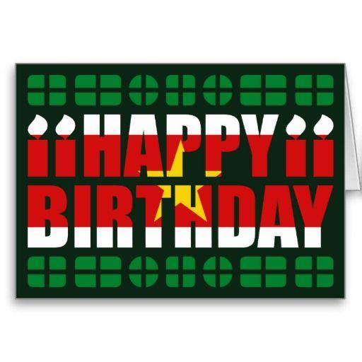 van harte gefeliciteerd in het surinaams Van Harte Gefeliciteerd Met Je Verjaardag Surinaams   ARCHIDEV van harte gefeliciteerd in het surinaams