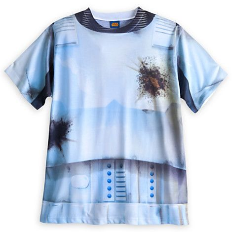 Stormtrooper Costume Tee for Adults. Sale $17.99 Disney Store 2/17/14