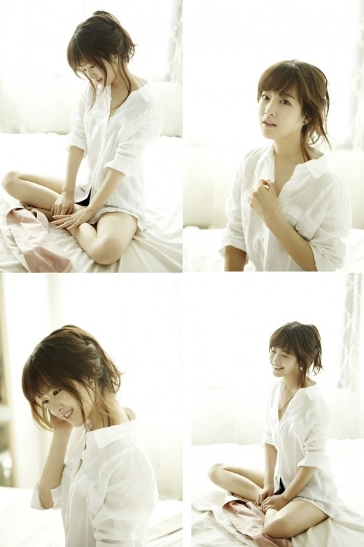 morning light x natural beauty :: Park Bo Young