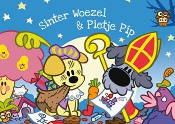 Sinter Woezel en Pietje Pip