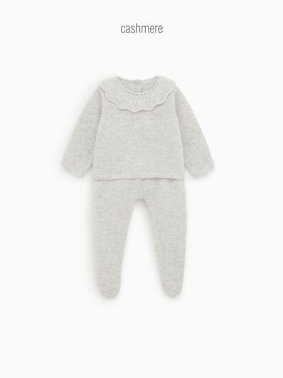 Newborn Baby Knitwear | New Collection Online | ZARA ...