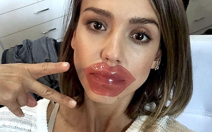 Volle Lippen ohne OP? So geht's.