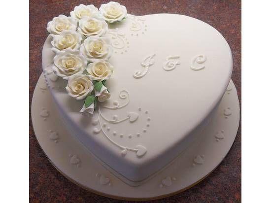 143 best single tier cakes images on Pinterest | Single tier cake ...