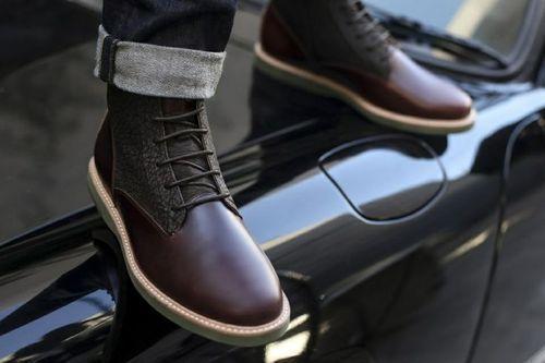 Egy férfi téli cipő-elmélete
