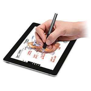 Jot is here to save you from your clumsy hand sausages. The durable aluminum and steel exterior gives Jot superior conductivity while feeling like a luxury writing instrument in your hand. You'll be sketching like a artistic boss in no time.