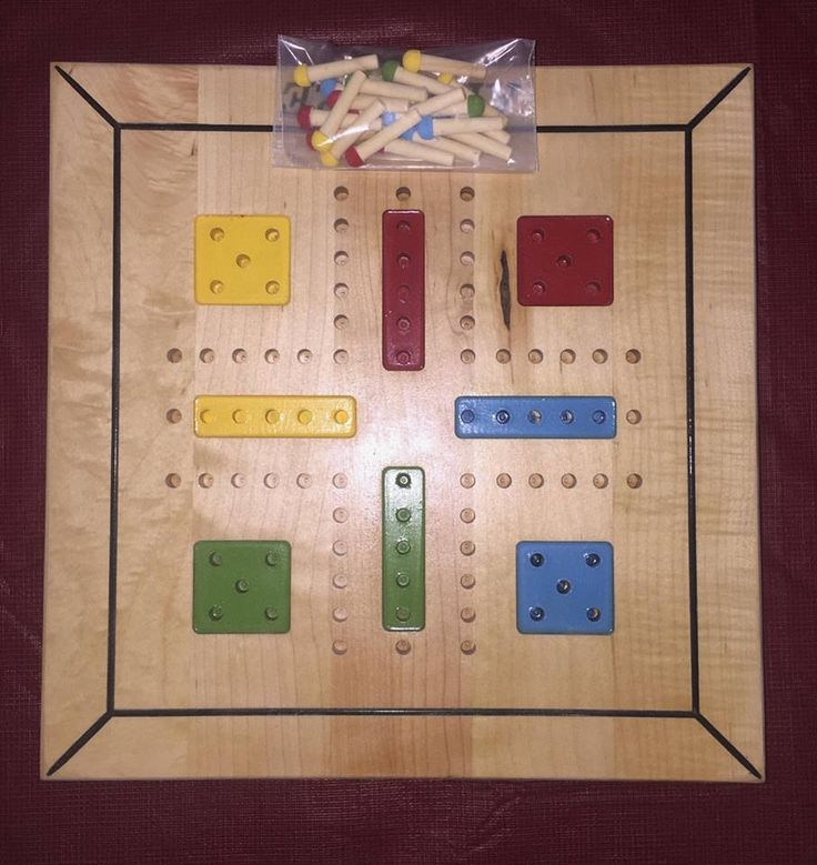 Aggravation (peg) Game by LasersEdgeDesignRD on Etsy