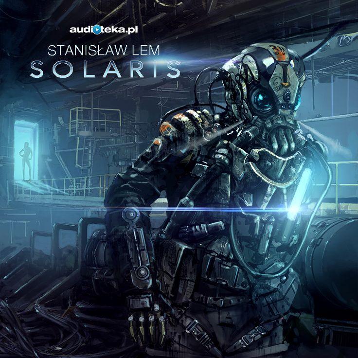 SOLARIS COVER by PiotrBialczak