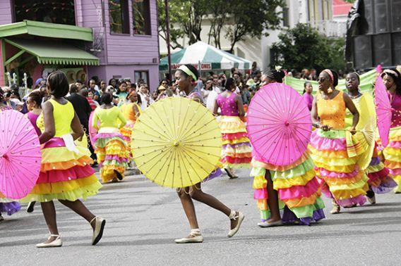 British Virgin Islands' August Festival