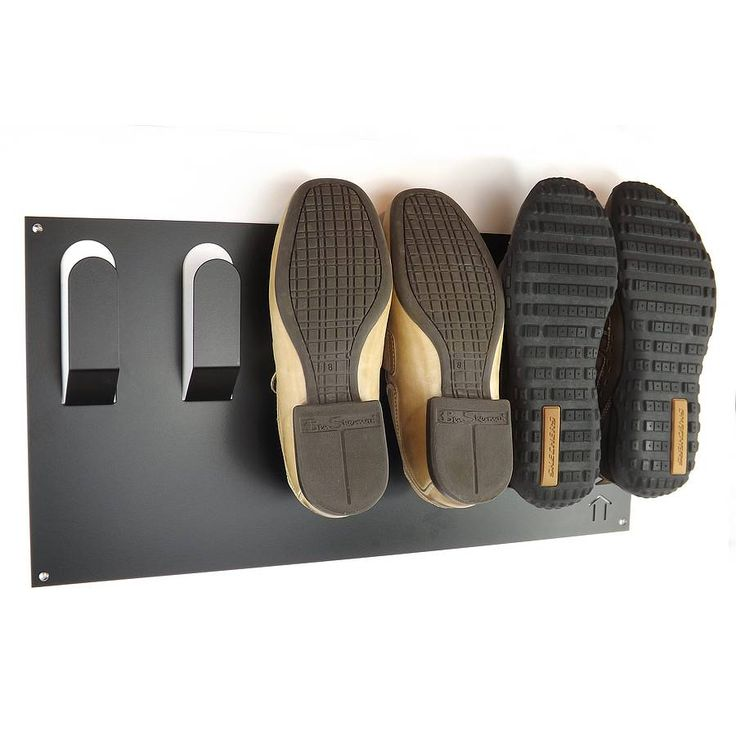 Stylish Wall Mounted Shoe Rack                                                                                                                                                                                 More