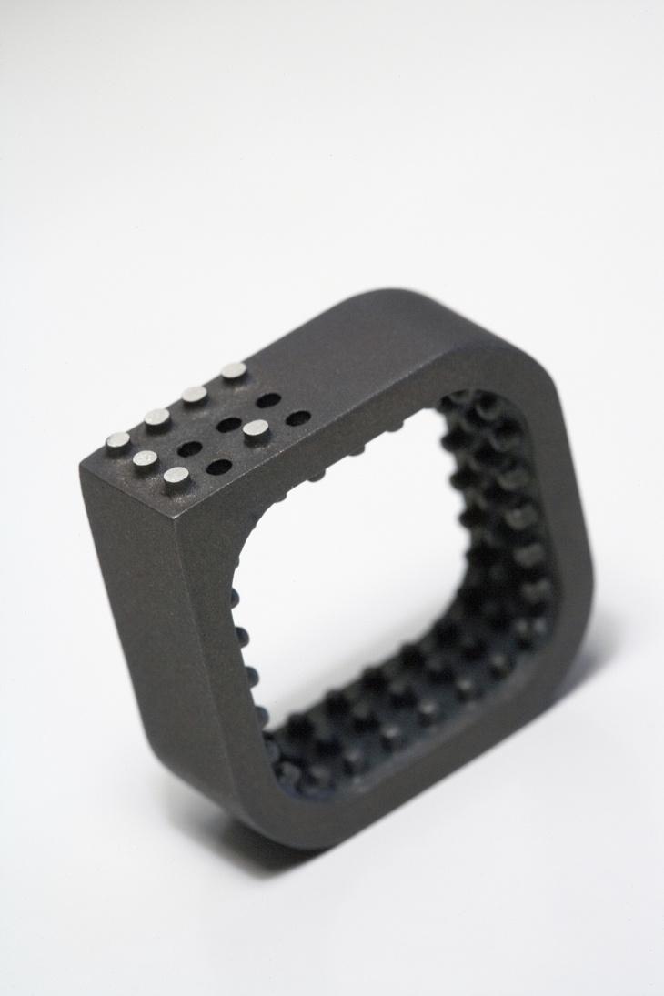 Panagiotis Megalooikonomou Braille Ring