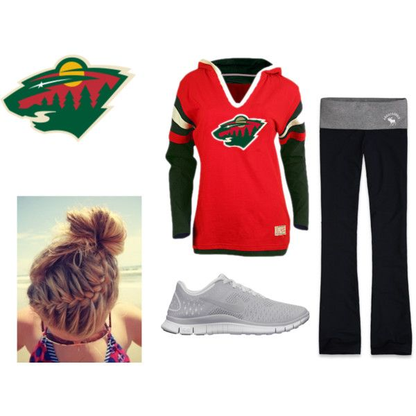 plain womens hockey game outfit