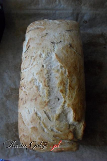 Chleb rozmarynowy - Kasia.in Blog - Moja pasja - Gotowanie