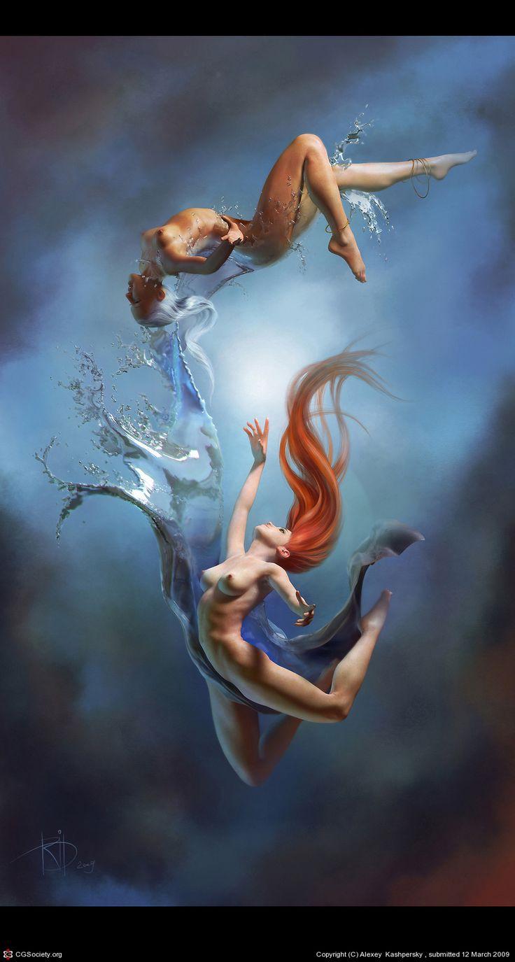 Dream... by Alexey Kashpersky | 3D | CGSociety