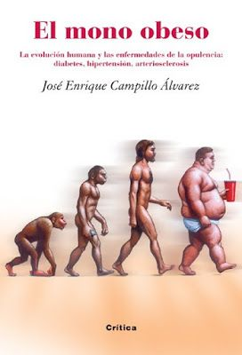Reseña y recomendación libro: El mono obeso