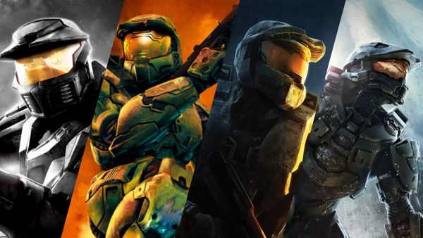 Leaked Halo: The Master Chief Collection Footage From San Diego Comic Con