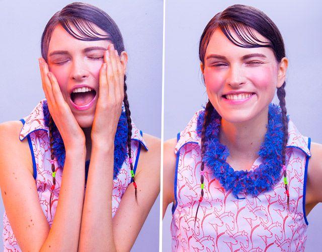 Beauty Spread: Tren Baby Hair Buat Penampilan Lebih Edgy