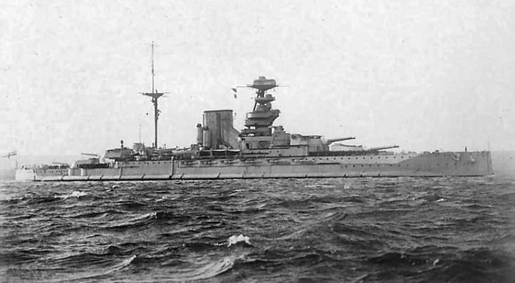 Battleship HMS Malaya commanded by Captain Cuthbert Coppinger RN in 1941