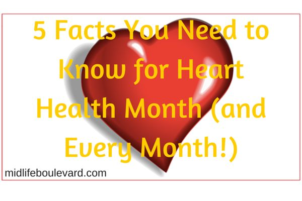What better way to end February's Heart Health month than to be your own lifelong Valentine and show love to your heart? To help you, we're sharing some lovely heart facts.