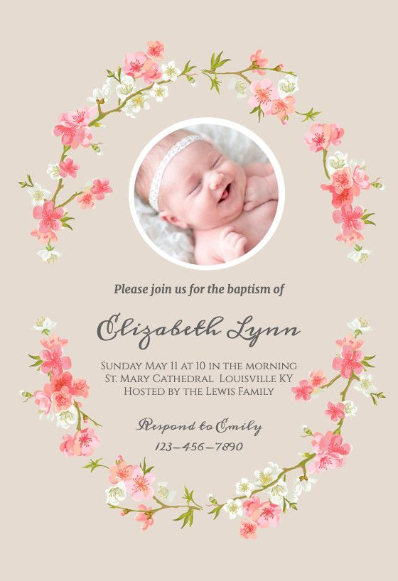 Baby Dedication Invitation Templates Awesome Free Baptism Invitation Template Salodfi Dedication Invitations Baby Dedication Invitation Christening Invitations