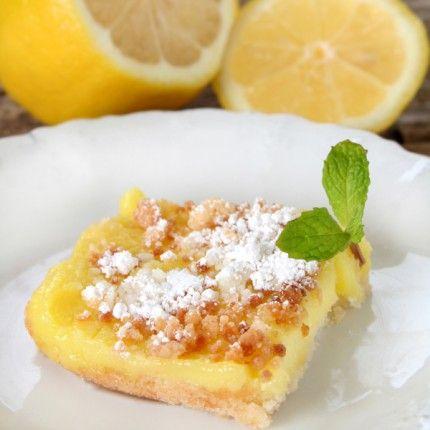 Crumble au citron
