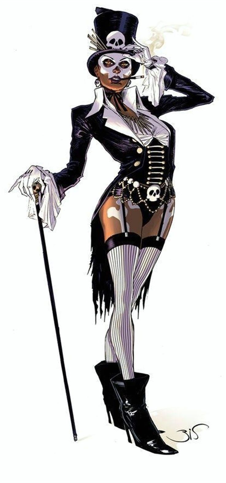 93 best VoodooSamba : death never looked this good! images on ...