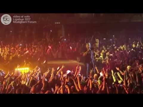 Ligabue -  Live Modigliani Forum Livorno 2017 Certe notti / Ci vediamo d...