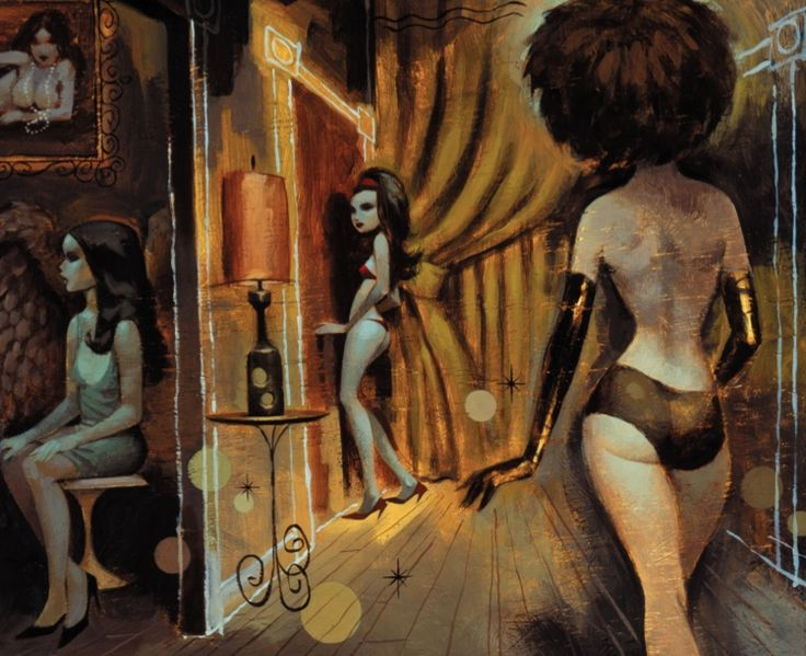 art motel erotic