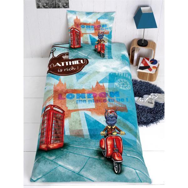 les 25 meilleures id es concernant housse de couette london sur pinterest h. Black Bedroom Furniture Sets. Home Design Ideas
