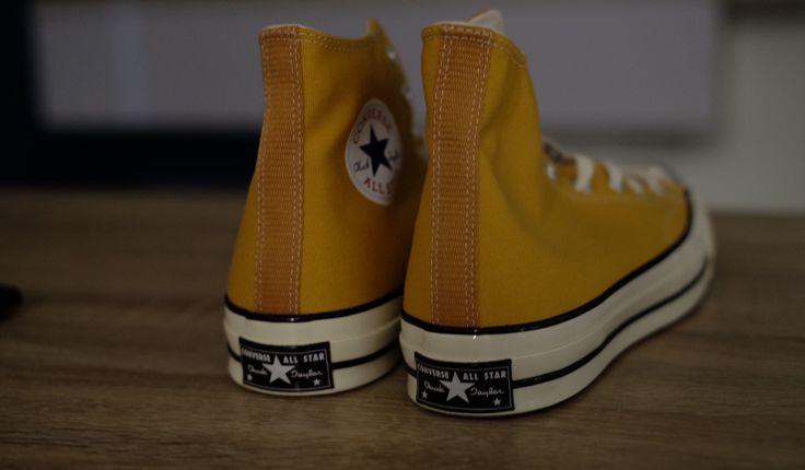 The everlasting 70s  #converse #chucktaylor #converse70s