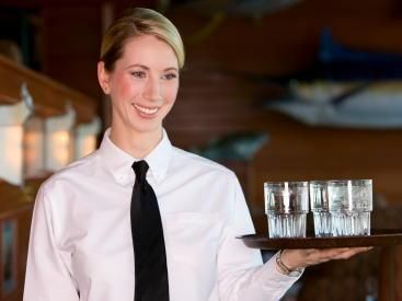 Objective for a Waitress Resume