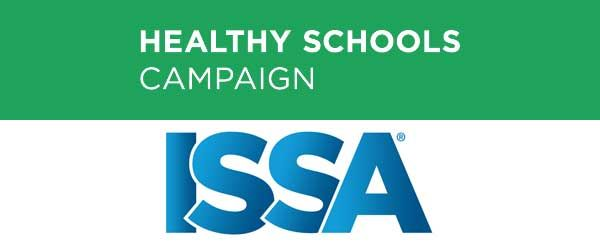 ISSA partners with Healthy Schools Campaign to promote green cleaning