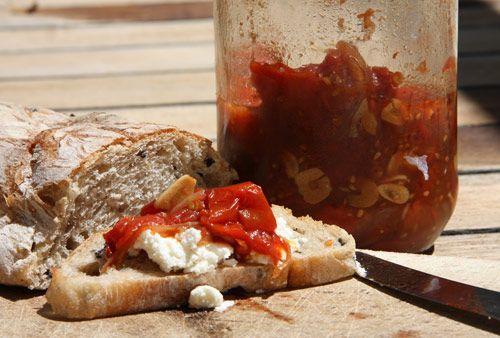 Tomato Chilli Jam:  Chef Caro | Simple, healthy food with fun