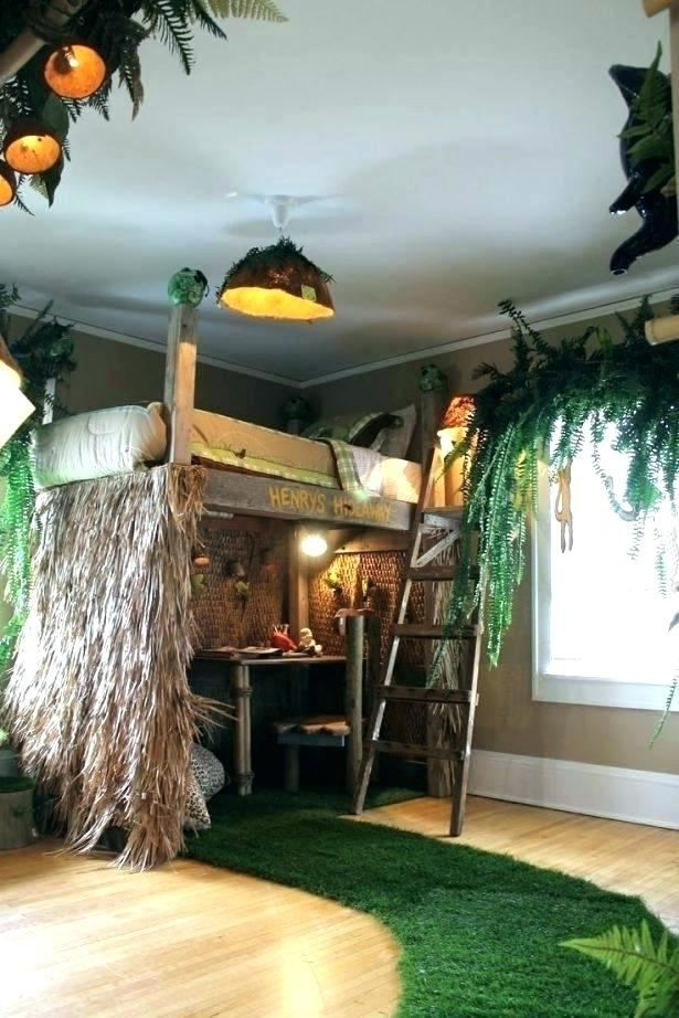 Jungle Bedroom Ideas For Adults Jungle Bedroom Theme Jungle