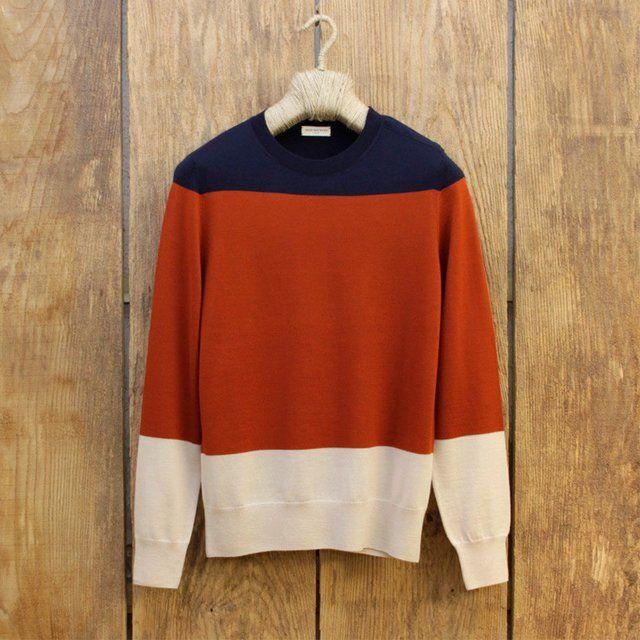 Fancy - Midnight Crew Sweater by Dries Van Noten