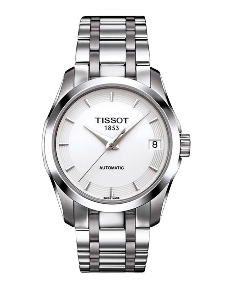 Ρολόι TISSOT COUTURIER Automatic Lady T0352071101100