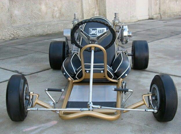 Badass old cart