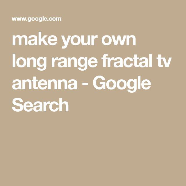 Best 25+ Antenna tv ideas on Pinterest | Diy tv antenna ...